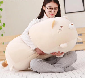 1pc 90cm Sumikko Gurashi plush toy