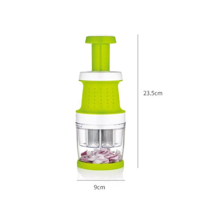 Garlic Press Food Chopper