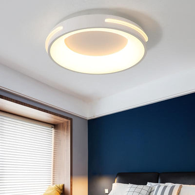 Ring LED Ceiling Lights For Living Room