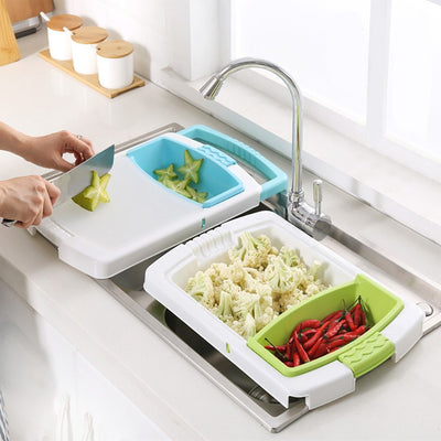 Multi-function Kitchen Cutting Board