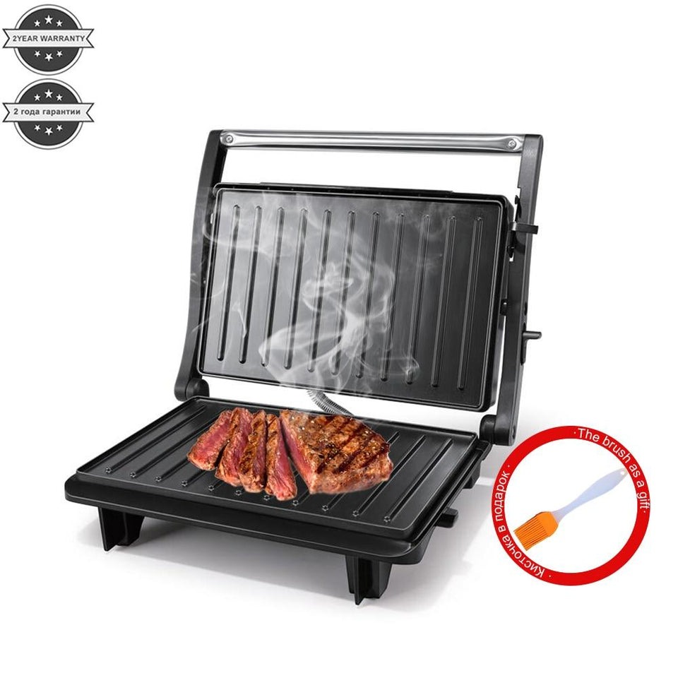 Mini Electric Travel BBQ Grill