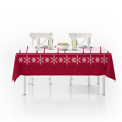 Christmas Proof-water Tablecloth  Wedding Party Hotel Decoration