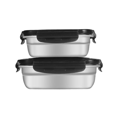304 Stainless Steel Fridge Food Container
