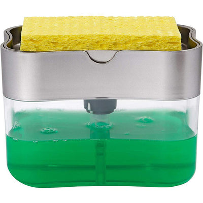 Multifunction Soap Dispenser Sponge