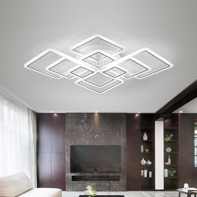 Chandeliers With Remote Control For Living Room