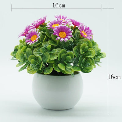 Artificial  Bonsai For Living Room Office Balcony Desktop Decor
