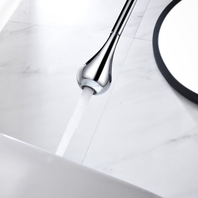 Water Drop Hang Ceiling Faucet