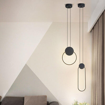 Modern Led Pendant Lights For Dining Living Room