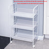 3 Layers Kitchen Storage Rack Shelf Organizer