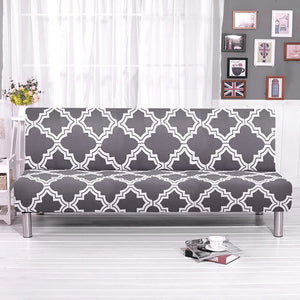 160-190cm Printed Sofa Bed Cover