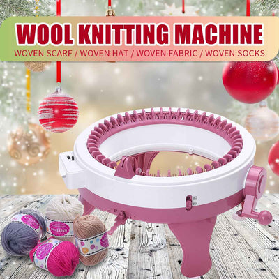 Wool DIY Weaving Machine Set