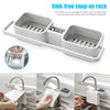 Storage Organizer for Kitchen Sink Faucet