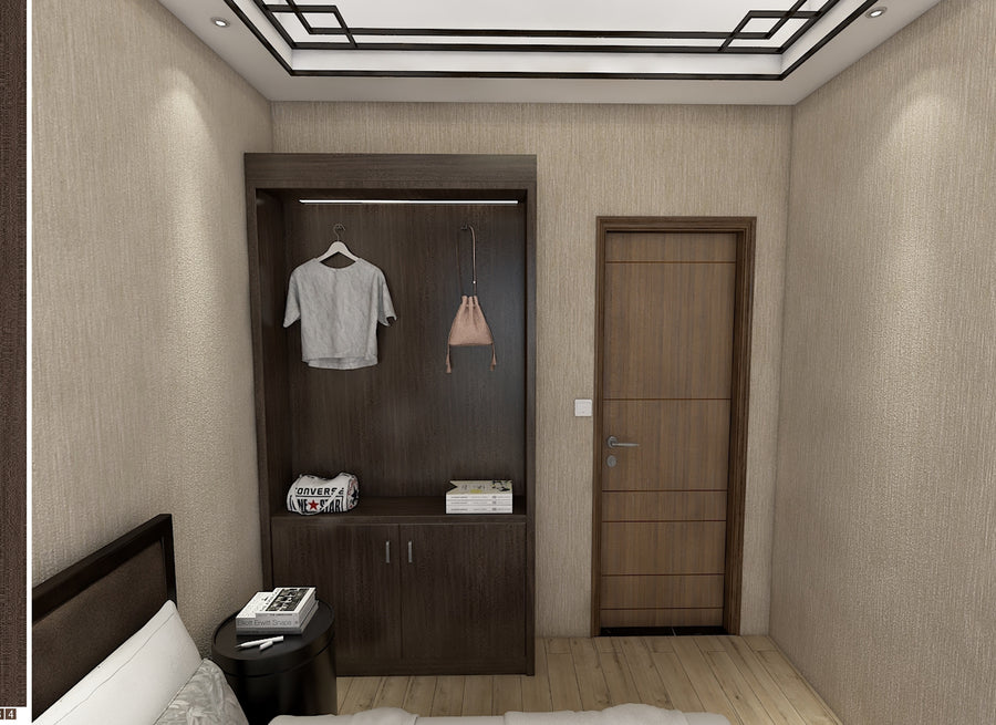 Wardrobes Bedroom Closet Modern Design