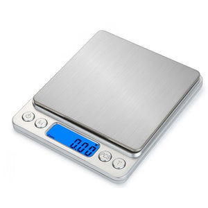 LED Digital Kitchen Scale Mini Pocket Stainless