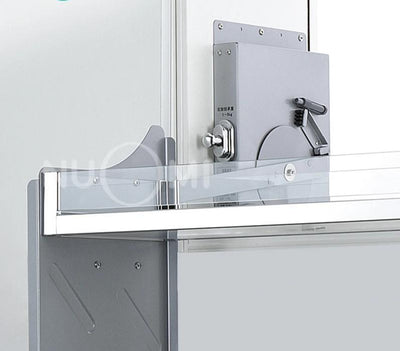 Lifting Storage System For Cupboard