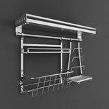 Stainless steel Multi-functional Storage Holders & Racks Organizer