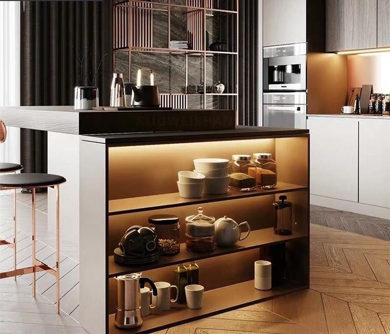 Customized Design Wooden Kitchen Cabinet