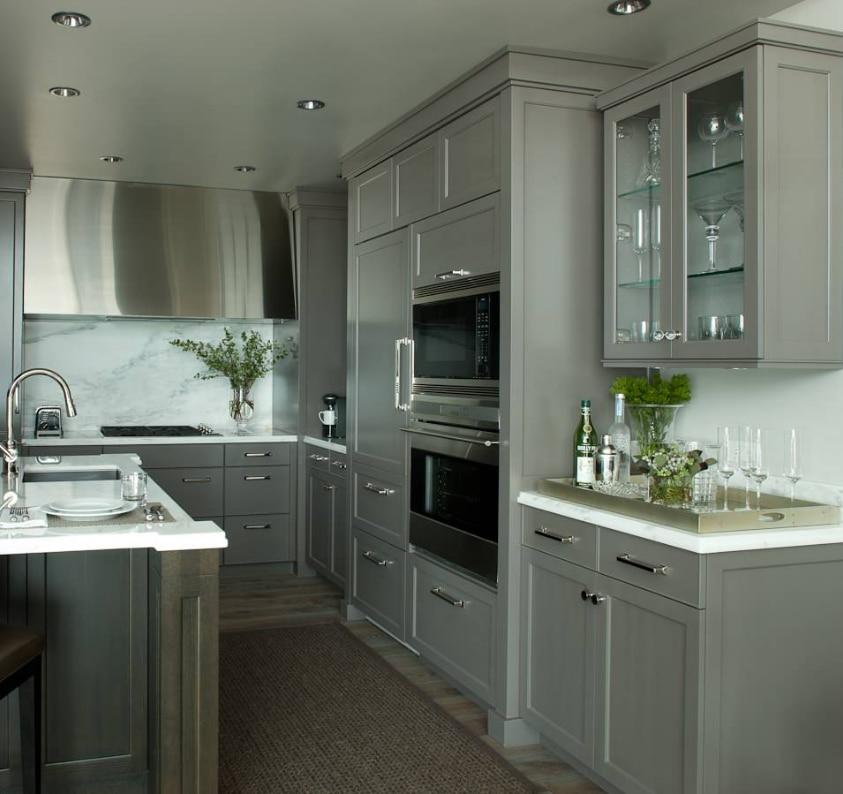 Kitchen cabinet furniture