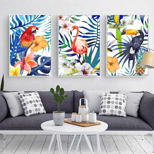 Scandinavian Home Decor Wall Art Picture