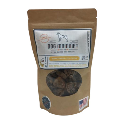 Berry Banana Coco Chunk Organic Dog Treats