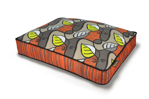 La Folie - Rectangle Dog Bed