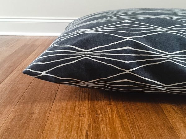 Mud Cloth Tribal Design - Dog Bed Cover
