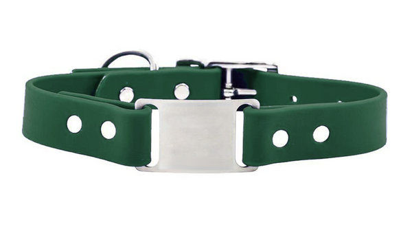 Waterproof ScruffTag Dog Collar