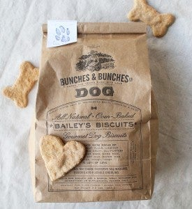 Bailey's All Natural Handmade Dog Biscuits