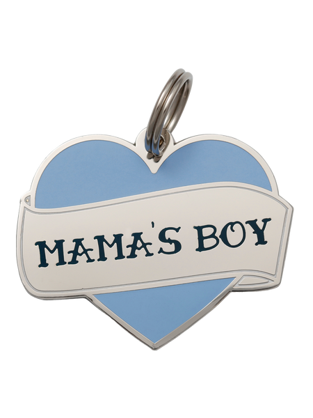 Mama's Boy - Dog Tag