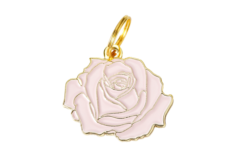 Rose - Dog Tag
