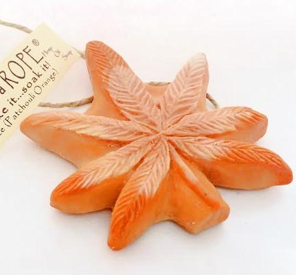 Orange Haze Dope on a Rope Soap - Patchouli and Orange Essential Oils