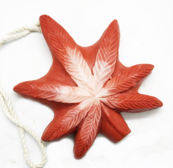 Panama Red Dope on a Rope Soap - Sage & Cedar Oil