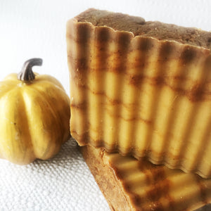 Pumpkin Spice Soap Bar - Limited Edition