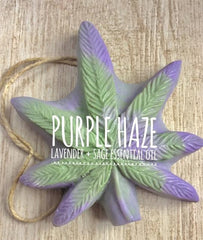 NEW Purple Haze Dope on a Rope Soap - Lavender Sage Essential Oils