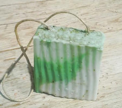 Eucalyptus Peppermint Rope Soap