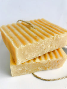 Natural Lemongrass with Olive Oil Soap Bar