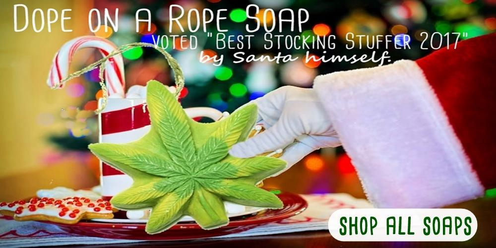 Dope on a Rope Soap
