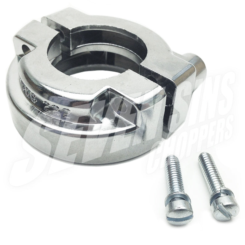 S&S Cycle Throttle Chrome Housing