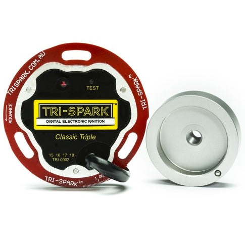 Tri-Spark Classic Triple Electronic Ignition System /// Tridents & BSA Rockets