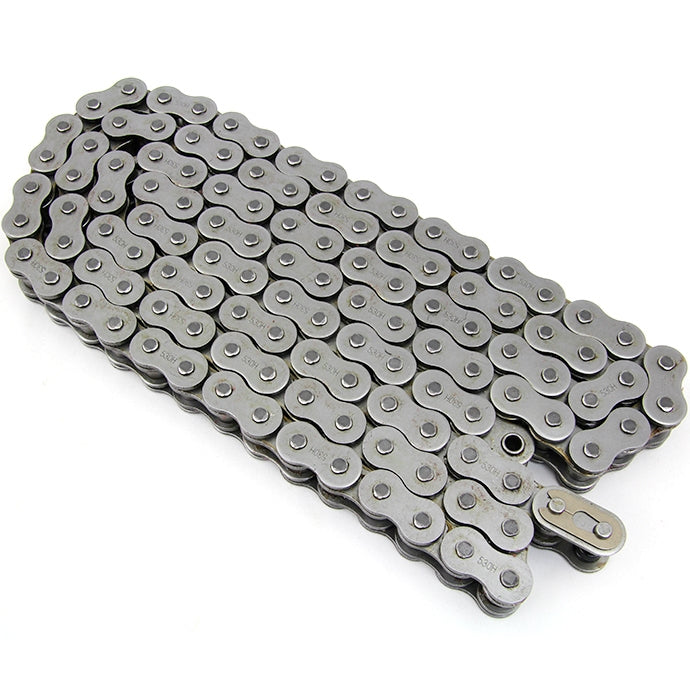 530 CHAIN : O-Ring 120 Link Natural Finish
