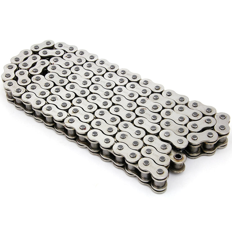 530 CHAIN : O-Ring 120 Link Nickel Finish