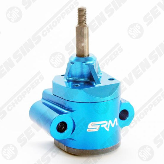 SRM High Delivery Oil pump Unit BSA Unit Singles - B25 B44 WD B40 , C25 TR25 '66 - '70