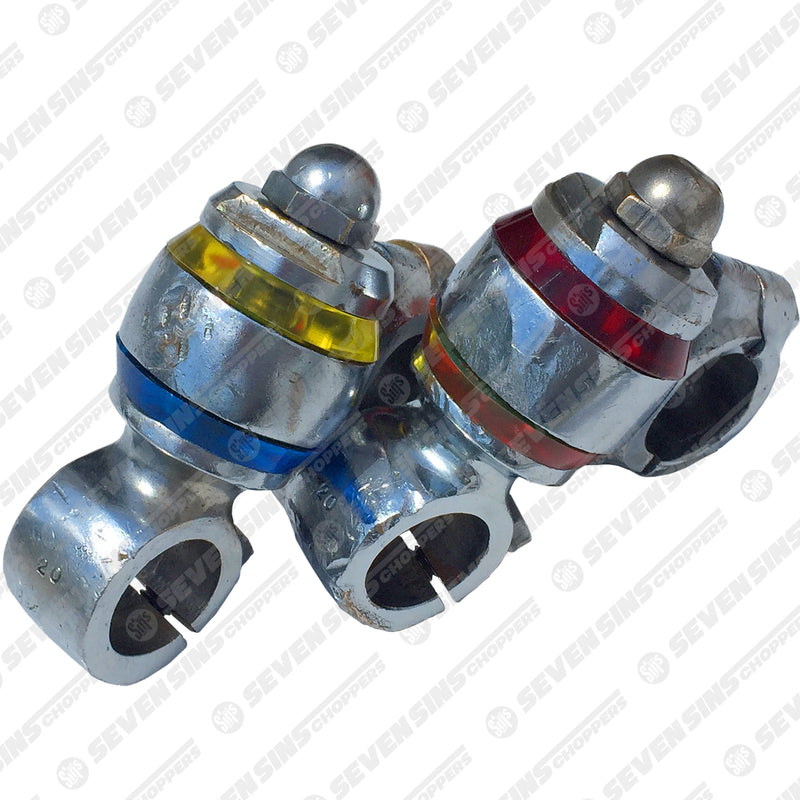 RISER BUSHINGS for Flanders Style Risers : Set of 4