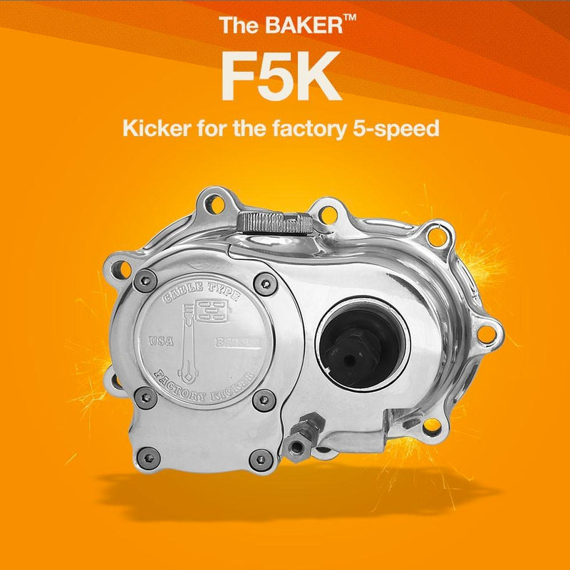 FK5 ADD a BAKER Kickstart Assembly for 5-Speeds '90-'06
