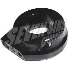 THROTTLE HOUSING JX / JOKER MACHINE - SINGLE BLACK