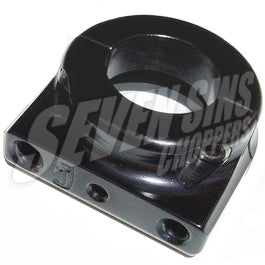 THROTTLE HOUSING JX / JOKER MACHINE - DUAL BLACK THREAD-IN