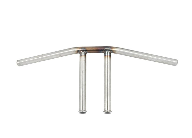 "HANDLEBARS Stainless T-BAR 1"" OD"