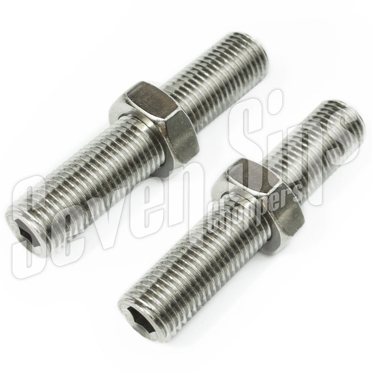 AXLE ADJUSTERS / STAINLESS STEEL