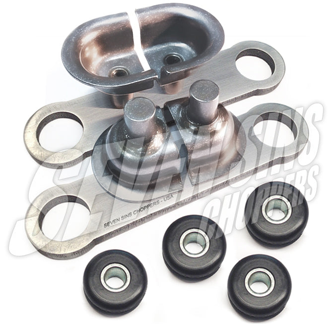 TABS Weld-On Gas Tank Mount Kit