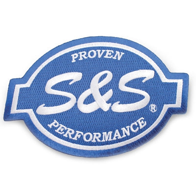 "S&S 3"" Patch"